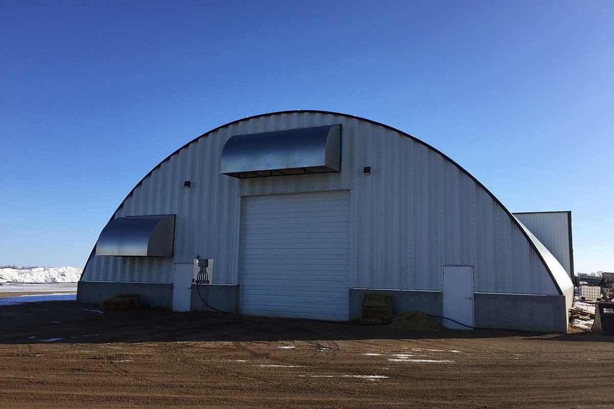 Meridian Mfg. - Options de bâtiment pour légumes