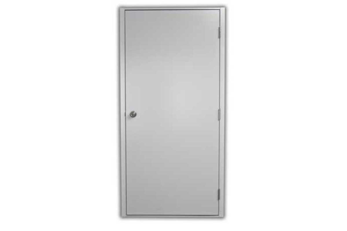 Meridian Mfg. - Cadre de porte d'entrée simple