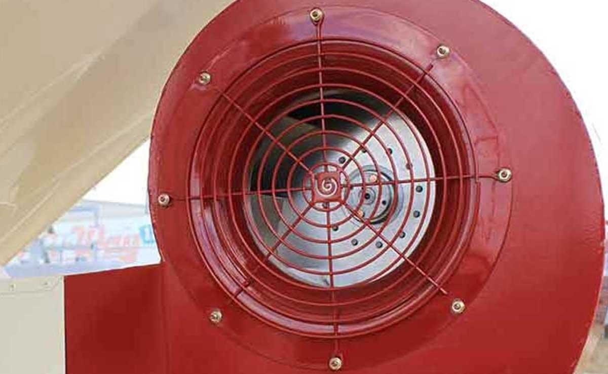 Ventilateurs AirMax® de Meridian