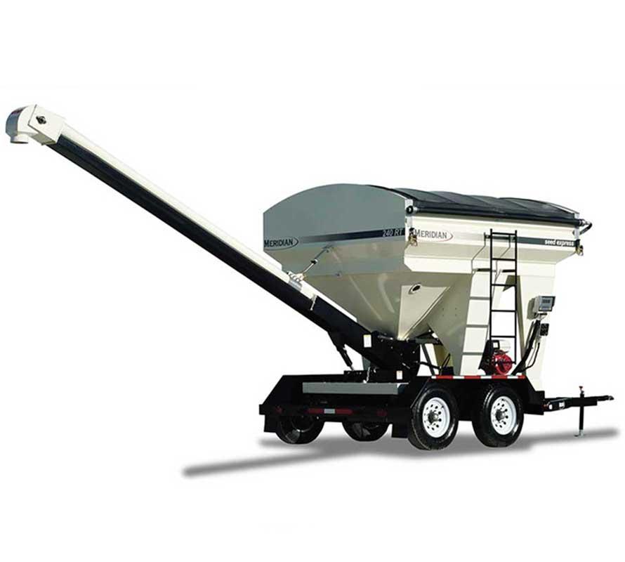 Remorque Bulk Seed Tenders® Seed Express® série 240