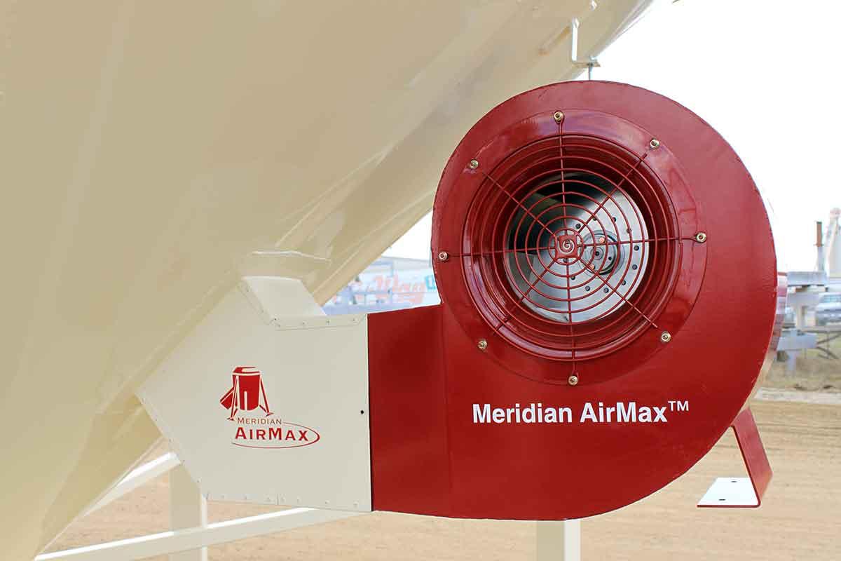 Meridian Mfg. - Aération