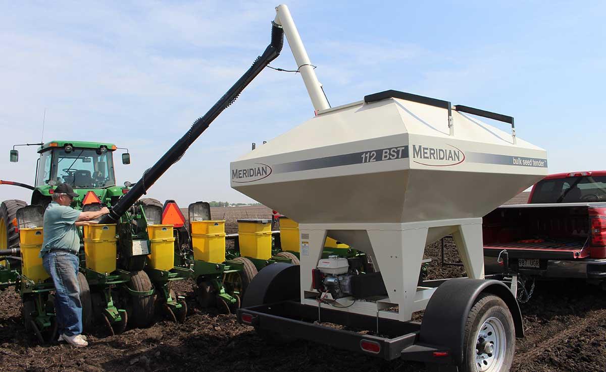 Remorques Bulk Seed Tenders® Seed Express® 112BST